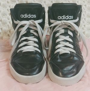 Adidas Lace-Up High Tops